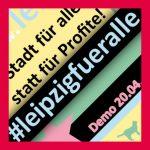 Profilbild von Leipzig für alle - Admin